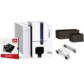 Edikio FLEX Price Tag solution, eenzijdig, 12 dots/mm (300 dpi), USB, Ethernet