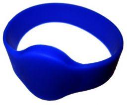 ACS rfid WRISTBAND 1KHz, OTR999R  blue ( per 10 st)-BYPOS-1710-1