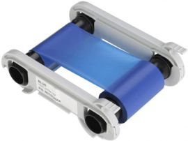 Evolis Zenius, (Blue) Monochrome Ribbon 1000 prints / roll *RCT012NAA*