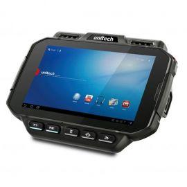 Unitech WD100, 1D, 4G LTE, BT, WLAN, cam, Displ., Android 7.1 Nougat, Black-WD100-0AWRUMSG