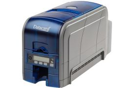 Datacard SD160, single sided, 12 dots/mm (300 dpi), USB-510685-001