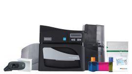 FARGO DTC4500E Plastic Cardprinter-BYPOS-2002123