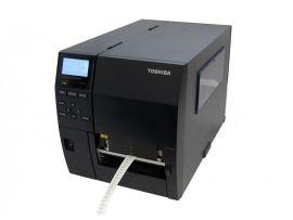Toshiba B-EX4T3-HS12-QM-R -TT, 600dpi, Flat Head, USB, LAN, RS232-18221168912