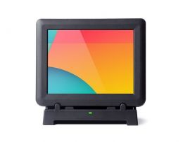 Xplore DT-08, Android 4.4, Wlan, NFC, MicroSD, USB, Black-DT-08