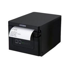 Citizen CT-S751, USB, BT (iOS), 8 dots/mm (203 dpi), cutter, zwart