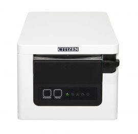 Citizen CT-S751, USB, BT (iOS), 8 dots/mm (203 dpi), cutter, wit