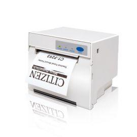 Citizen CT-P293, USB, RS232, 8 dots/mm (203 dpi), white