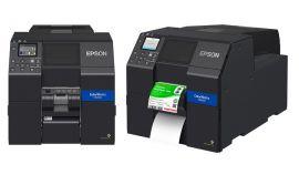 Epson ColorWorks C6000 / C6500 Printers