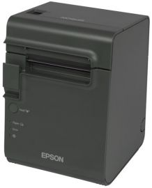 Epson TM-L90LF, 8 dots/mm (203 dpi), linerless, USB, RS232, black-C31C412682