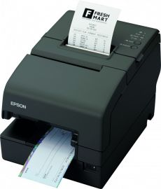 Epson TM-H6000V, USB, RS232, Ethernet, cutter, OPOS, ePOS, black-C31CG62204P1