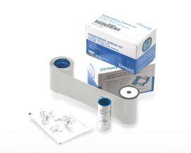 DAC Monochrome Ribbon Kits SD2/360 Graphics Monochrome Ribbon Kit, White-532000-004