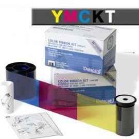 Datacard RS200 YMCK ribbon for SRx00 (1000 images)-568971-004