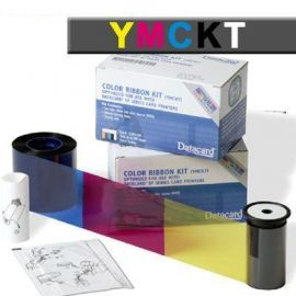 Datacard SR200 YMCK-K ribbon for SRx00 (750 images)-BYPOS-568971-002