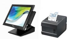 BYPOS Pos system complete incl. software-BYPOS-2826